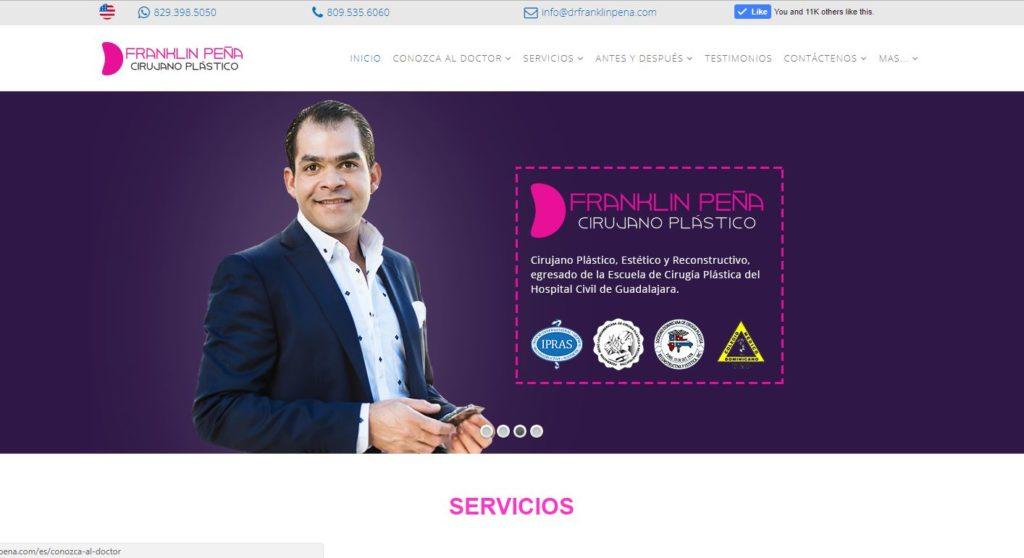 Dr. Franklin Peña